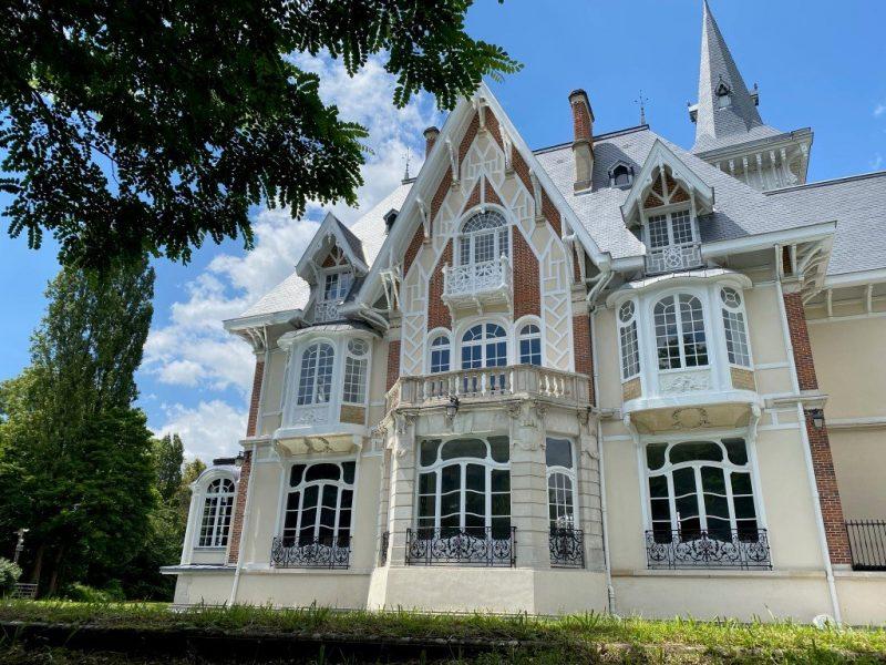 Château saint leger côté